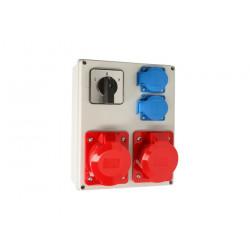 Zestaw R-BOX VZ-24 L-P 2x32/5 2x250V 952-34 Viplast