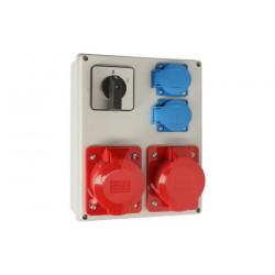 Zestaw R-BOX VZ-24 0-1 2x32/5 2x250V 952-31 Viplast