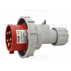 Wtyczka siłowa IP67 16A 400V 3P+N+E TICS-0152 Tracon
