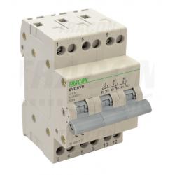 Przełącznik wyboru sieć-agregat 3P 32A SVK3-32 Tracon
