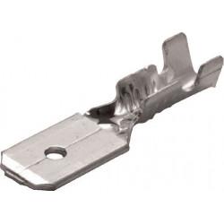 Wsuwka konektorowa W 6,3-2,5 Ergom