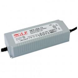 Zasilacz impulsowy LED 150W 12V 12,5A IP67 GPV-150-12N GLP