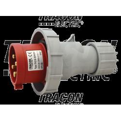 Wtyczka siłowa IP67 32A 400V 3P+E TICS-0242 Tracon