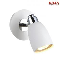 Kinkiet PICARDO K-8007W-1 White LED 3W GU10 Kaja