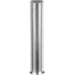 Końcówka kabla tulejkowa bez izolacji ZN 10-0.75 ERGOM
