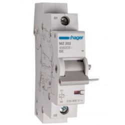 Wyzwalacz wzrostowy MZ203 230-415V AC/DC Hager