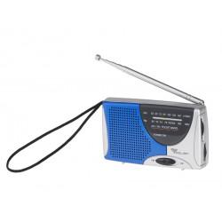 Radio przenośne kieszonkowe R-2307 Azusa AM/FM