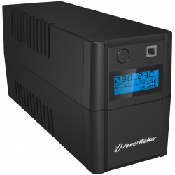 Zasilacz awaryjny UPS VI 850SE LCD 480W POWER UP