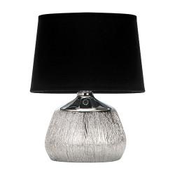 Lampka nocna JAGODA chrome/black 03292 E14 Struhm