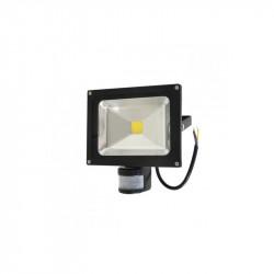 Naświetlacz LED 20W z czujnikiem ruch 4000K ART