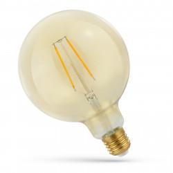 Żarówka LED E27 5W WW COG RETROSHINE G125 Spectrum