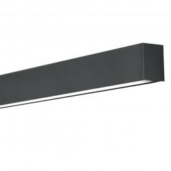 Lampa kinkiet STRAIGHT WALL 6350 Graphite XS Nowodvorski