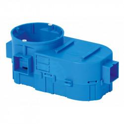 Puszka podtynkowa pk fi 60 elektronika SE2x60 niebieska SIMET