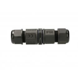 Konektor kablowy prosty 3x4 IP68 OR-AE-13601 Orno