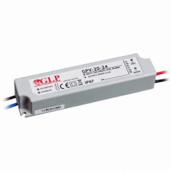 Zasilacz 24V/1A CV IP67 20W GPV-20-24 MPL GLP