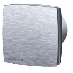 Wentylator łazienkowy16W 125LDAMED szczotkowany aluminiowy Vents