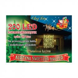 Kurtyna świetlna L-200/G/K zimna wew 2x1,5m OKEJ