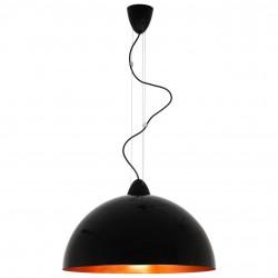 Lampa HEMISPHERE BLACK-GOLD L 4844 E27 100W Nowodv