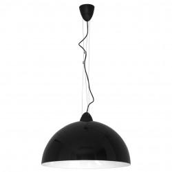 Lampa HEMISPHERE BLACK-WHITE L 4843