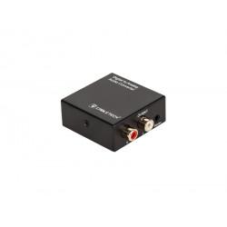 Konwerter sygnałowy audio cyfrowy analogowy ZLA0857-2 Cabletech