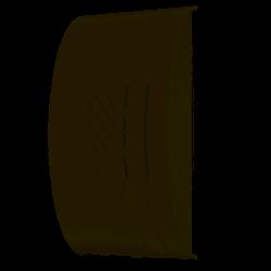 Dzwonek TRES 8V DNT-972/N-BIA biały Zamel