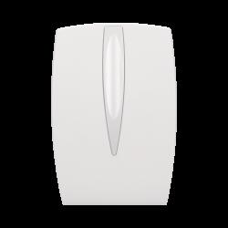 Dzwonek przewodowy dwutonowy Gong 230V 053/BI biały VIDEOTRONIC