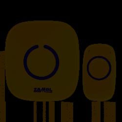 Dzwonek bezprzewodowy 230V ST-940 POP biały Zamel