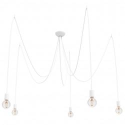 Lampa wisząca SPIDER White V 9744 Nowodvorski