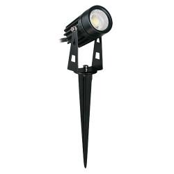 Lampa ogrodowa wbijana PLANT LED 3W black 4500K STRUHM