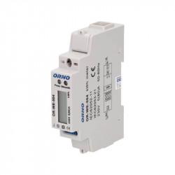 Licznik zużycia energii elektrycznej 1F z RS-485