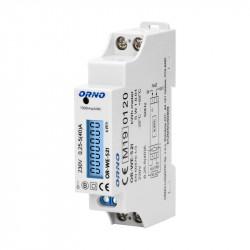 Licznik energii elektrycznej 1-fazowy 40A OR-WE-521 Orno