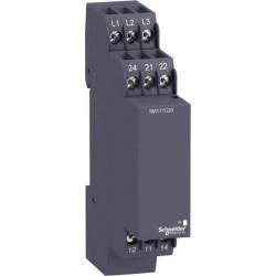 Przekaźnik kolejności i zaniku faz 5A RM17TG20 Schneider