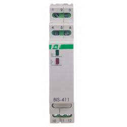 Przekaźnik impulsowy włącz-wyłącz 16A 1P BIS-411