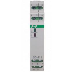 Przekaźnik impulsowy 230V AC 8A 2Z BIS-411 F&F