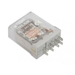 Przekaźnik przemysłowy 2P 5A 24VDC R2M-2012-23-1024 RELPOL