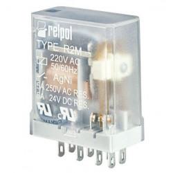 Przekaźnik przemysłowy 2P 5A 230V R2M-2012-23-5230 RELPOL