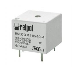 Przekaźnik miniaturowy 1P 12V DC RM50-3011-85-1012 RELPOL