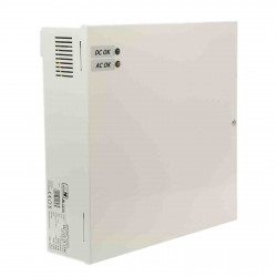 Zasilacz buforowy w szafce ZBF-12V-3A-17Ah EKO x1 akumulatorowy MPL