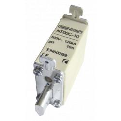Wkładka bezpiecznikowa nożowa 160A 500V AC gG NT00C-160 TRACON