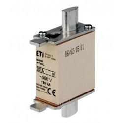 Wkładka bezpiecznikowey nożowa WT-00C/gG/gL 63A 500V ETI