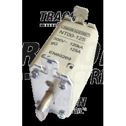 Wkładka bezpieczniknikowa nożowa gG 160A NT00-160 TRACON