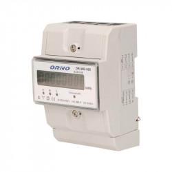 Licznik energii elektrycznej 3-Fazowy OR-WE-505 ORNO