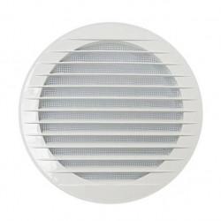 Kratka wentylacyjna okrągła KRO 100 biała Dospel