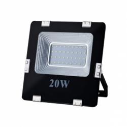 Naświetlacz LED 20W NW black ART L4101550