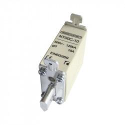Wkładka bezpiecznikowa nożowa 20A 500V AC gG NT00C-20 TRACON
