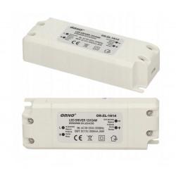 Zasilacz impulsowy LED AC/DC 20W OR-ZL-1603 Orno