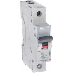 Wyłącznik nadprądprądowy 1P C 0,5A S-301 605601 Legrand