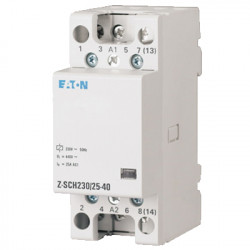 Stycznik modułowy 25A 230V AC 3z1r Z-SCH230/25-31 EATON