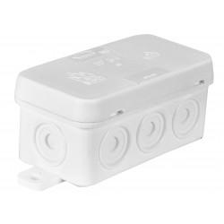 Puszka n/t 85x45x39mm IP54 biała N8 83008006 Simet