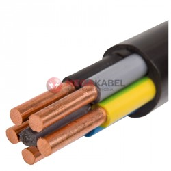 Kabel energetyczny ziemny YKY 5x1,5